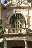 Παλάτι του Ρίο Branco στοκ φωτογραφίες με δικαίωμα ελεύθερης χρήσης