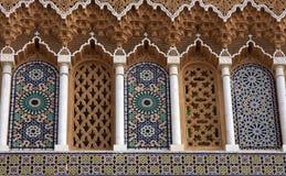 παλάτι του Fez Μαρόκο βασιλ&i Στοκ φωτογραφία με δικαίωμα ελεύθερης χρήσης