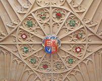 Παλάτι του Hampton Court - στοκ φωτογραφία