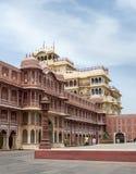 παλάτι του Jaipur πόλεων Στοκ εικόνα με δικαίωμα ελεύθερης χρήσης