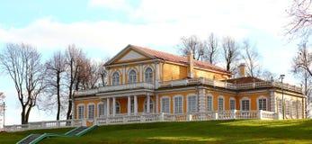 Παλάτι του Peter ο μεγάλος Στοκ φωτογραφία με δικαίωμα ελεύθερης χρήσης