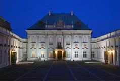 Παλάτι χαλκός-στεγών στοκ εικόνες με δικαίωμα ελεύθερης χρήσης