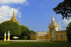 παλάτι 9 Καμπότζη βασιλικό Στοκ φωτογραφίες με δικαίωμα ελεύθερης χρήσης