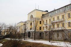 Παλάτι Arkhangelskoe, περιοχή της Μόσχας, της Ρωσίας Στοκ φωτογραφία με δικαίωμα ελεύθερης χρήσης