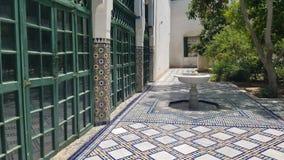 Παλάτι Bahia στοκ εικόνα