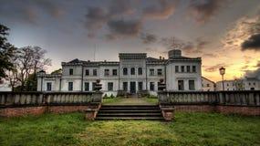 παλάτι bedlewo Στοκ Εικόνες