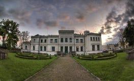 παλάτι bedlewo Στοκ Φωτογραφίες