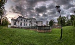 παλάτι bedlewo Στοκ εικόνα με δικαίωμα ελεύθερης χρήσης