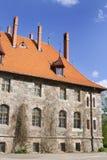 παλάτι cesvaine Στοκ φωτογραφία με δικαίωμα ελεύθερης χρήσης
