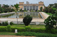 Παλάτι Chowmahalla στο Hyderabad, Ινδία Στοκ Φωτογραφίες