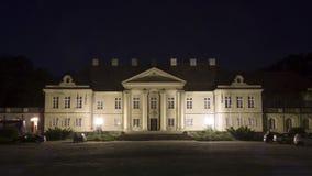 παλάτι czerniejewo Στοκ εικόνες με δικαίωμα ελεύθερης χρήσης