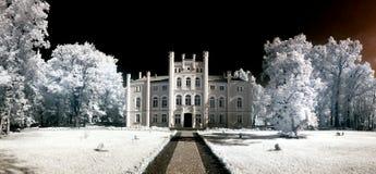 παλάτι drzeczkowo Στοκ Εικόνες