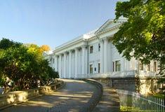 Παλάτι Elagin στο νησί Elagin Στοκ Εικόνα