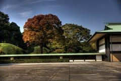 παλάτι imperior κήπων στοκ εικόνες με δικαίωμα ελεύθερης χρήσης