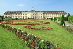 Παλάτι Ludwigsburg Στοκ Εικόνες