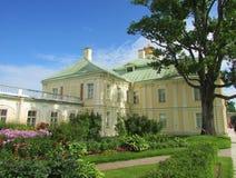 Παλάτι Menshikov Στοκ εικόνα με δικαίωμα ελεύθερης χρήσης