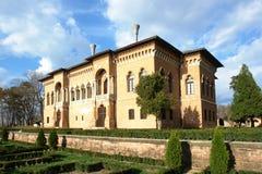 παλάτι mogosoaia Στοκ εικόνα με δικαίωμα ελεύθερης χρήσης