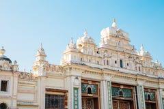 Παλάτι Mohan Jagan στο Mysore, Ινδία στοκ φωτογραφία