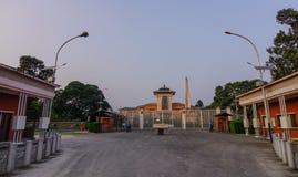 Παλάτι Narayanhiti στο Κατμαντού, Νεπάλ Στοκ Φωτογραφίες