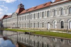 Παλάτι Nymphenburg, Μόναχο, Γερμανία στοκ φωτογραφίες