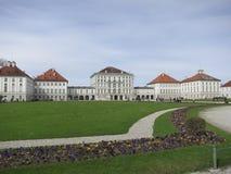 Παλάτι Nymphenburg Στοκ Φωτογραφίες