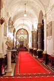 παλάτι peles Στοκ εικόνες με δικαίωμα ελεύθερης χρήσης