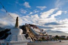 Παλάτι Potala στοκ φωτογραφία με δικαίωμα ελεύθερης χρήσης