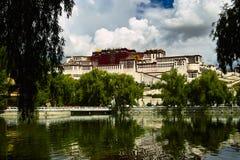 Παλάτι Potala στοκ εικόνα με δικαίωμα ελεύθερης χρήσης