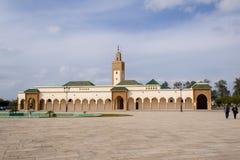 παλάτι rabat μουσουλμανικών τεμενών βασιλικό Στοκ Εικόνες