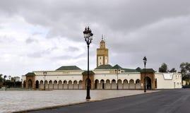 παλάτι rabat μουσουλμανικών τεμενών βασιλικό στοκ φωτογραφίες