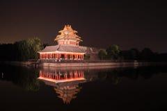 παλάτι s της Κίνας Στοκ εικόνα με δικαίωμα ελεύθερης χρήσης