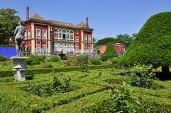 παλάτι s marqu fronteira DA Στοκ Εικόνες