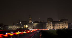 Παλάτι SAN Giorgio Στοκ φωτογραφίες με δικαίωμα ελεύθερης χρήσης