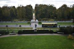 Παλάτι Sanssouci στο Βερολίνο στοκ φωτογραφίες