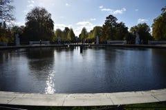 Παλάτι Sanssouci στο Βερολίνο στοκ φωτογραφία με δικαίωμα ελεύθερης χρήσης