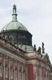 Παλάτι Sanssouci Στοκ εικόνες με δικαίωμα ελεύθερης χρήσης