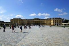 Παλάτι Schönbrunn της Sisi Βιέννη, Αυστρία στοκ φωτογραφία με δικαίωμα ελεύθερης χρήσης