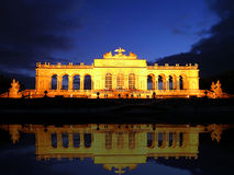 παλάτι schoenbrunn Βιέννη gloriette Στοκ φωτογραφία με δικαίωμα ελεύθερης χρήσης