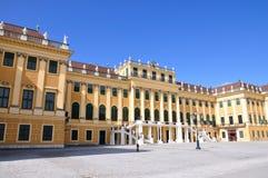 παλάτι schonbrunn Βιέννη της Αυστρία Στοκ φωτογραφίες με δικαίωμα ελεύθερης χρήσης