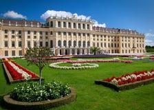 παλάτι schonbrunn Στοκ Εικόνες