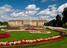 παλάτι schonbrunn Στοκ Εικόνα