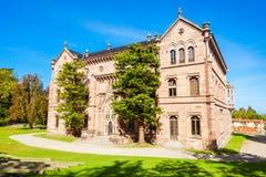 Παλάτι Sobrellano Comillas, Ισπανία στοκ φωτογραφίες