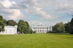 παλάτι yelagin Στοκ Εικόνες