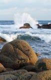 παλίρροια βραδιού Στοκ φωτογραφίες με δικαίωμα ελεύθερης χρήσης