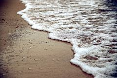 παλίρροια Στοκ φωτογραφία με δικαίωμα ελεύθερης χρήσης