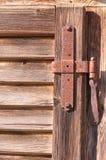 Παλαιά άρθρωση πορτών Στοκ Εικόνα