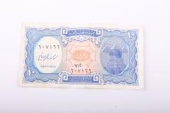 Παλαιά αιγυπτιακά χρήματα στοκ φωτογραφίες