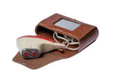 Παλαιά αναδρομική ηλεκτρική ξυριστική μηχανή στοκ φωτογραφία με δικαίωμα ελεύθερης χρήσης