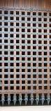 παλαιά ανακαίνιση πυλών Στοκ Εικόνα
