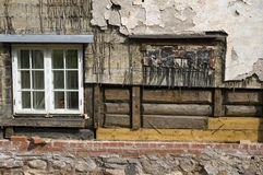 παλαιά ανακαίνιση σπιτιών Στοκ Εικόνες